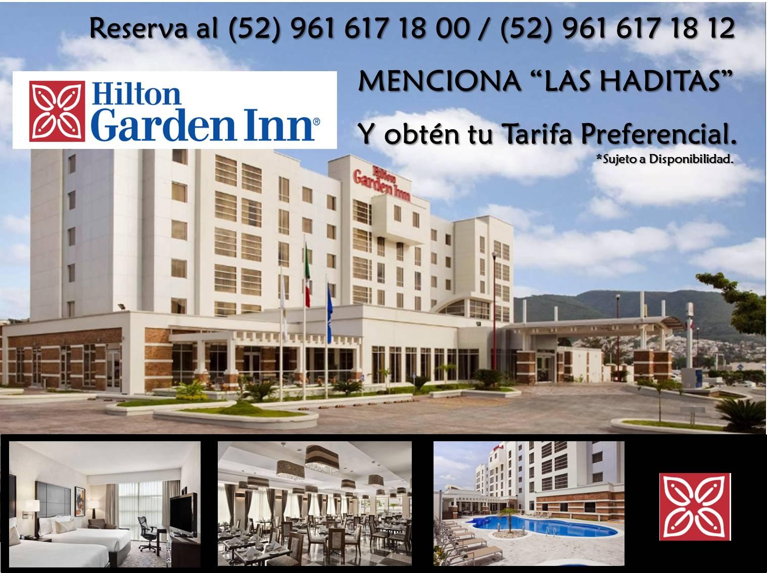 Promocion Hilton